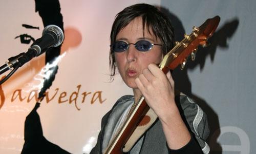 Sensaciones escuchando a Inés Saavedra
