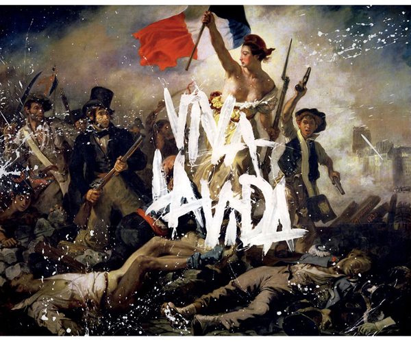 Viva la vida de Coldplay