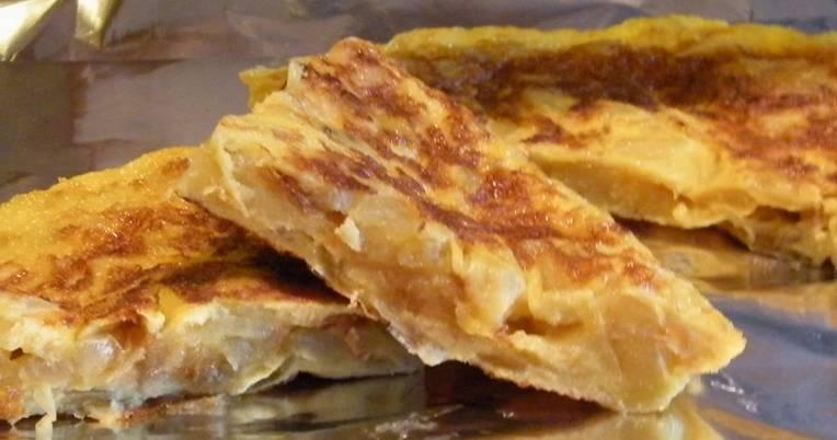 Tortilla de patatas, ¿con o sin cebolla?