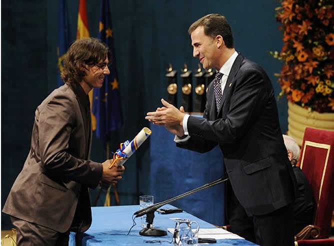 La cocina española Premio Príncipe de Asturias 2014