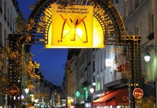 París contra McDonald's
