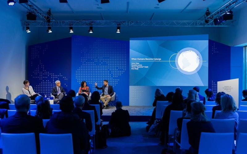 Así será el mundo en 2030, según los expertos de Davos