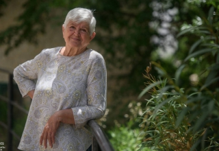 Loles Salvador: 83 años para prepararse para la vida